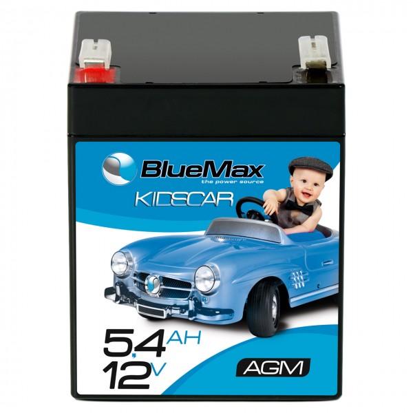 BLUEMAX KidsCar AGM 12V 5,4Ah