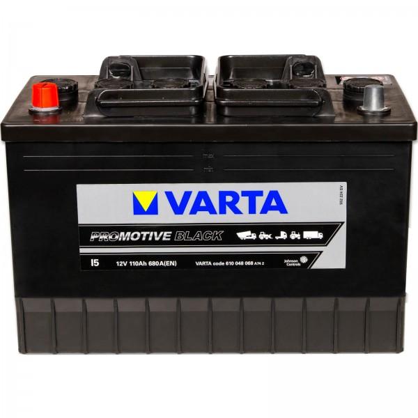 VARTA I5 LKW Batterie 110Ah 12V Schlepper Traktor