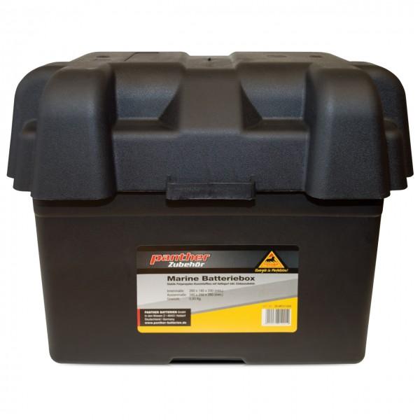 Panther Marine Batteriebox Batteriekasten Akkubox Batteriebehälter Box Behälter