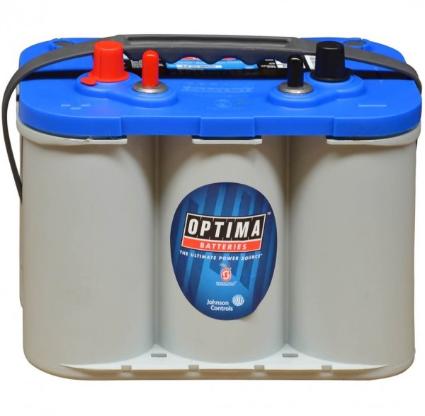 Optima BlueTop BT DC - 4,2 12V 55Ah 765A/EN