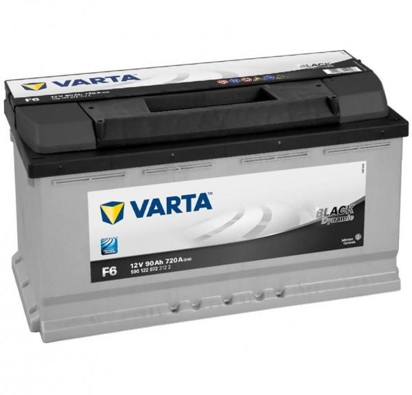 Varta F6 PKW-Batterie 12V 90Ah 720A