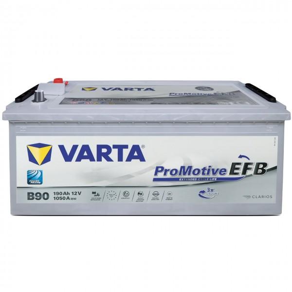 Varta B90 Promotive EFB 12V 190Ah 1050A