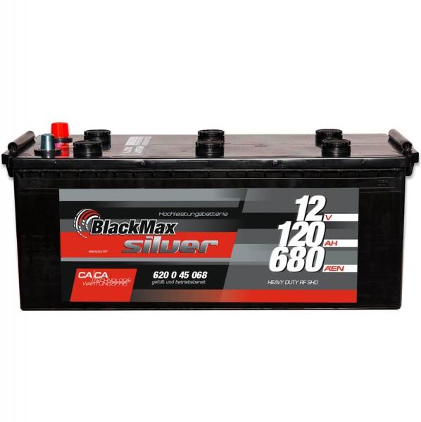 BlackMax LKW-Starter 12V 140Ah Batterie 62045