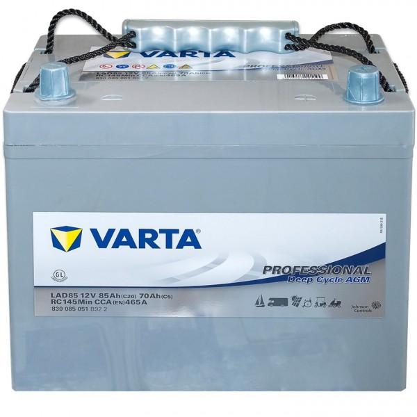 Varta LAD85 Professional AGM 12V 85Ah