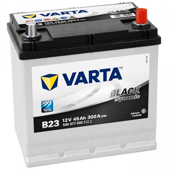 Varta B23 PKW-Batterie 12V 45Ah 300A