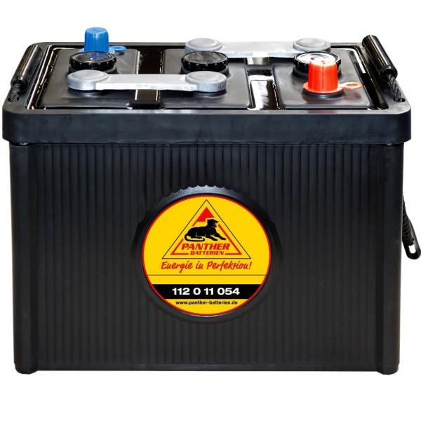 Panther Oldtimer 6V 112Ah 540A Starterbatterie 11211