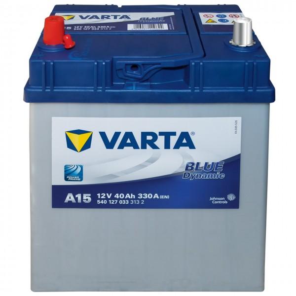 Varta A15 Blue Dynamic 12V 40Ah 330A