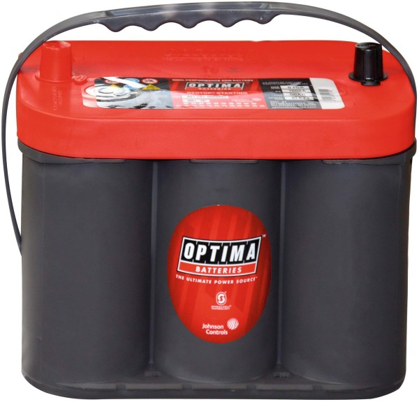 Optima RedTop RT C 4,2 12V 50Ah 815A/EN