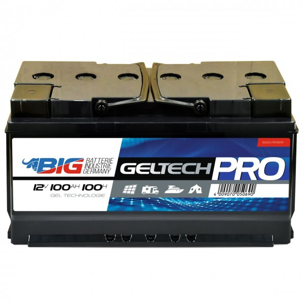 BIG GELTECH PRO GEL 12V 100Ah C100-Copy