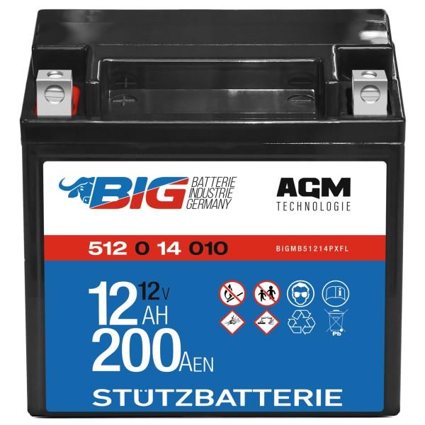 BIG AUX Premium AGM 12V 12Ah für A2115410001