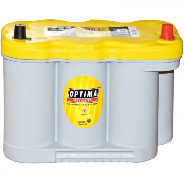 Optima YT R 5.0 AGM Batterie YellowTop 12V 66Ah