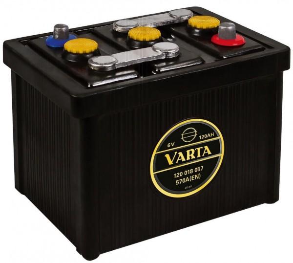 Varta Classic 6V 120Ah 570A/EN DIN 12018