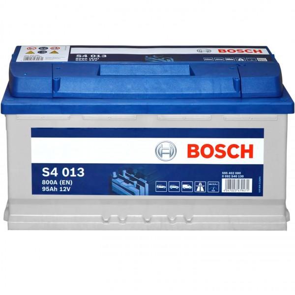 Bosch 12V 95Ah S4013 Batterie 0092S40130