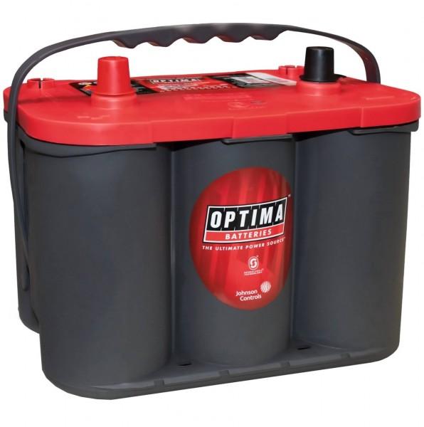 optima redtop rt s 4 2 12v 50ah autobatterie starter agm. Black Bedroom Furniture Sets. Home Design Ideas