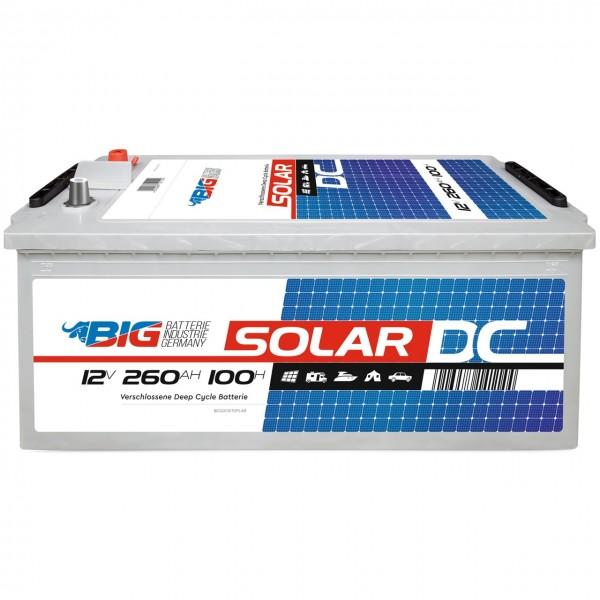 BIG Solar Professional 12V 260Ah