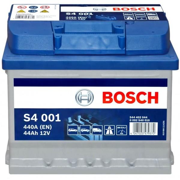 Bosch S4001 12V 44Ah 440A 0092S40010