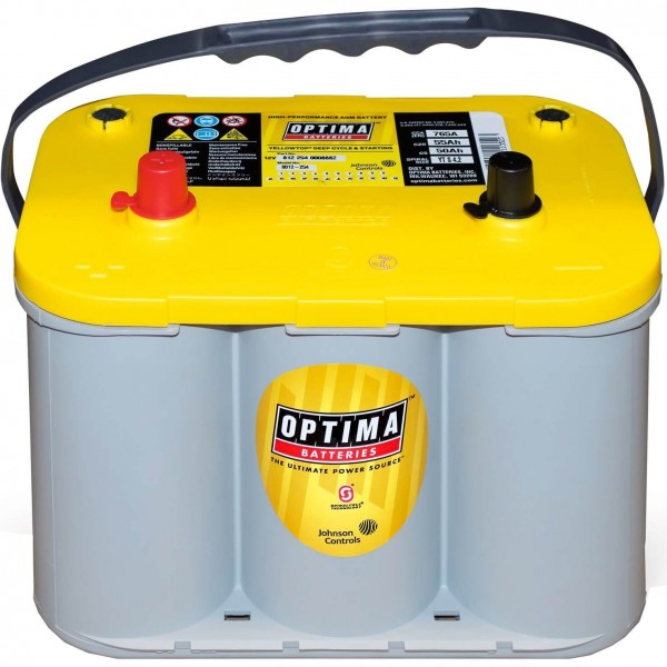 Optima YellowTop YT S 4,2 12V 55Ah