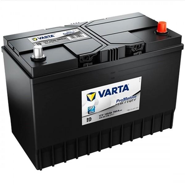 Varta I9 Promotive Black 12V 120Ah 780A