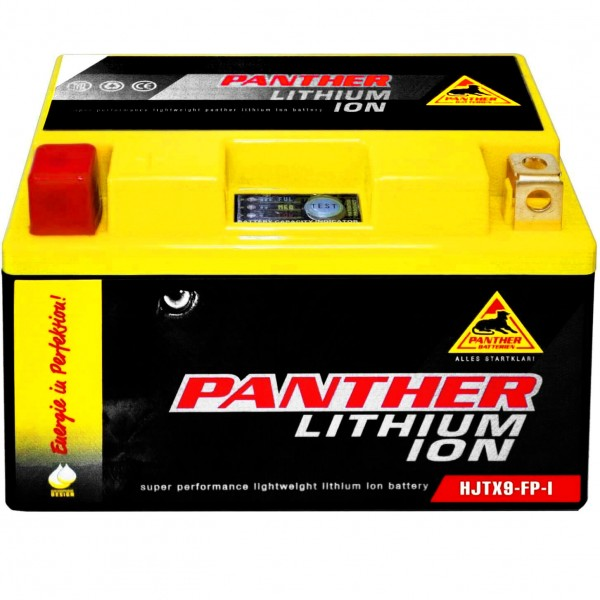 Panther Lithium Ionen 12V 9Ah 180A PHJTX9-FP