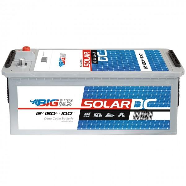 BIG Professional Solar DCS 12V 180Ah