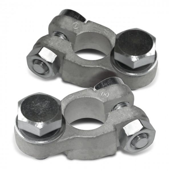 Panther Polklemmen 1 Paar mit 10 mm Schraube